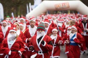 Hơn 7.000 Ông già Noel tiếp tục sứ mệnh sẻ chia những 'tấm lòng vàng'