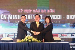BIDV cung cấp giải pháp thanh toán cho công nghệ điều taxi trực tuyến