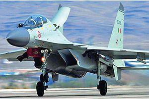 Ấn Độ, Nga bắt đầu tập trận không quân chung kéo dài 12 ngày