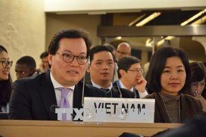 Việt Nam thể hiện trách nhiệm quốc tế trong đảm bảo quyền con người