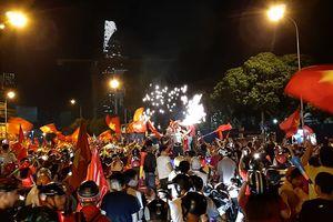TP Hồ Chí Minh cấm ô tô vào khu vực trung tâm trong hai đêm diễn ra chung kết AFF Cup 2018