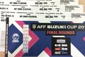 VFF bán hết vé online đợt 1 trận chung kết Việt Nam – Malaysia trong vòng 16 phút