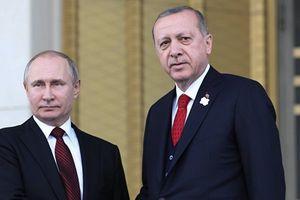 Nếu xung đột Nga-Ukraine bùng nổ, Thổ Nhĩ Kỳ chọn 'bạn' Nga hay đồng minh NATO?
