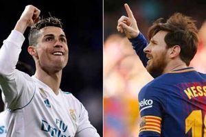 Choáng: Ronaldo CHÍNH THỨC gửi lời thách đố Messi đến Serie A