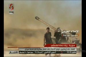 Syria liên tục bắn phá chiến tuyến 'nổi dậy' ở Hama, tiêu hao sinh lực địch