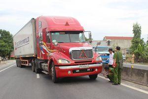 Vụ tài xế xe container đâm CSGT thành án lệ tội 'giết người'