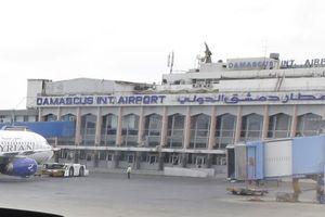 Truyền thông Syria gỡ thông tin sân bay Damascus bị không kích