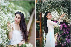 Hoa hậu Lý Thiên Nương lạc vào rừng Cúc họa mi, thích sự cổ kính của Hà Nội