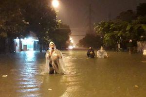 Đà Nẵng: HĐND thành phố Đà Nẵng hoãn kỳ họp thứ 9 do mưa bão