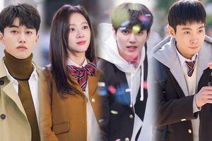 4 điều thu hút 'My Strange Hero' trong tập 1 của Yoo Seung Ho - Jo Bo Ah: Phim học đường độc lạ nhất lịch sử Hàn Quốc