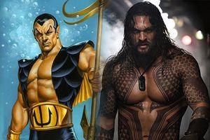 Aquaman và Namor - Những chuyện bê bối 'giường chiếu' của Hải Vương