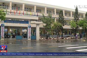 Khẩn trương khắc phục sau mưa ngập tại các trường học