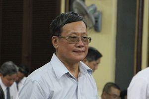 Nguyên Chủ tịch HĐQT Ngân hàng MHB kháng cáo kêu oan