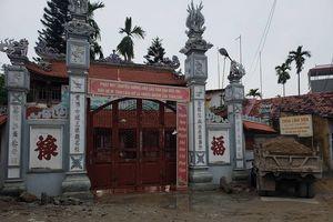 Hoài Đức, Hà Nội: Xác minh vụ việc nhóm người ép sư trụ trì rời khỏi chùa Linh Tiên?