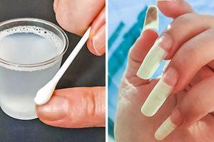 10 cách khắc phục móng tay gãy, yếu bằng các nguyên liệu tự nhiên
