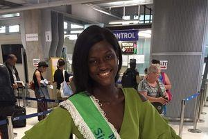 Đại diện của Sierra Leone thi Miss Universe 2018 khoe ảnh đã có mặt Thái Lan