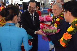 TP. Hồ Chí Minh đón vị khách thứ 7 triệu