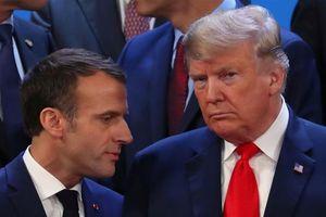Pháp chỉ trích đánh giá của ông Trump về phong trào biểu tình 'áo vàng'