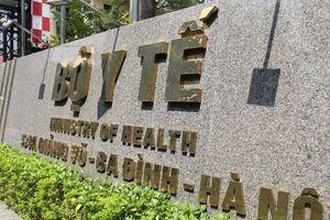 Phát hiện nhiều sai phạm trong tuyển dụng, bổ nhiệm tại Bộ Y tế
