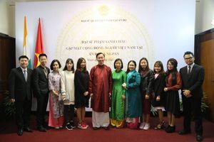 Xây dựng cộng đồng người Việt Nam tại Ấn Độ và Nepal ngày càng lớn mạnh và gắn kết