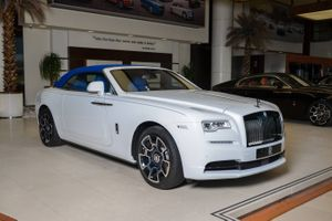 Ngắm Rolls-Royce Dawn phiên bản Black Badge Trichromatic phối màu đặc biệt