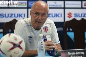 HLV Eriksson dự đoán kết quả chung kết AFF Cup, Malaysia vs Việt Nam