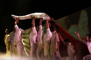 Chương trình nghệ thuật đặc sắc tự hào sinh viên Việt Nam