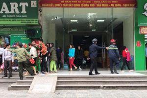Cháy căn hộ ở tầng 31 chung cư Linh Đàm, một phụ nữ tử vong