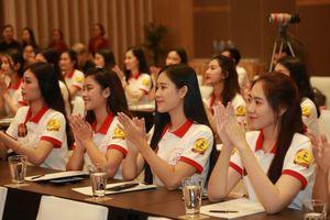 45 người đẹp bước vào chung kết 'Hoa khôi Sinh viên Việt Nam 2018'