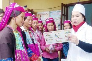 Chính phủ nỗ lực cải thiện chăm sóc y tế tại các vùng khó khắn