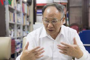 GS Hoàng Chí Bảo: Bài học về sàng lọc cán bộ phải đặt ra thường xuyên