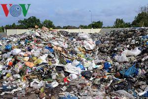 Gian nan bài toán xử lý rác thải ở Cà Mau