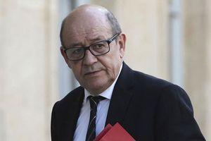 Ngoại trưởng Pháp hy vọng đối thoại sẽ xoa dịu người biểu tình