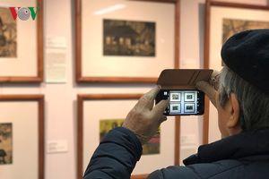 Mua lại tranh của họa sĩ Nguyễn Thụ ở nước ngoài để triển lãm