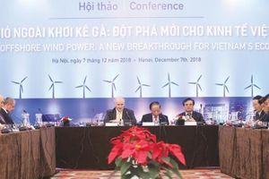 Cơ hội hút 12 tỷ USD vào điện gió
