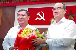 Ông Trần Văn Thuận được bổ nhiệm Bí thư Quận ủy quận 2