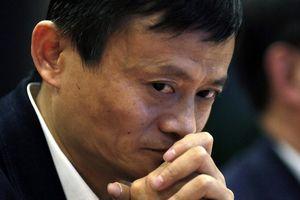 Tỷ phú Jack Ma bị soán ngôi người giàu nhất Trung Quốc