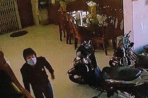 Truy tìm thủ phạm gây ra vụ trộm hơn 8,3 tỉ đồng tại Vĩnh Long