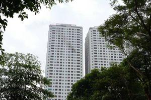 Hỏa hoạn tại tầng 31 chung cư HH Linh Đàm, nghi ngờ có một người tử vong