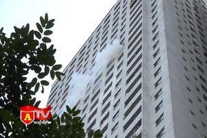 Điều tra nguyên nhân vụ cháy ở chung cư HH3B Linh Đàm khiến 1 người tử vong