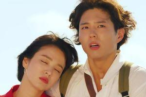 Song Hye Kyo không cứu nổi kịch bản đầy sạn của 'Encounter'