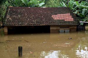 Ba người chết do mưa lũ ở Bình Định, hàng nghìn nhà bị ngập