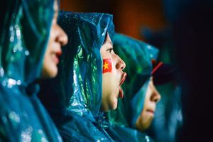 Cảm xúc vui sướng đến tiếc nuối trong trận chung kết lượt đi AFF Cup