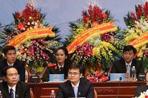 Bí thư T.Ư Đoàn Bùi Quang Huy được bầu làm Chủ tịch T.Ư Hội Sinh viên Việt Nam