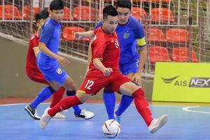 Chung kết AFF Cup: Đội tuyển Việt Nam được Futsal 'tiếp lửa'