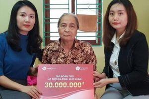 Tập đoàn TMS triển khai chuỗi hoạt động thiện nguyện 'Tết trao yêu thương'