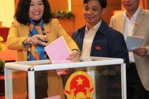 Phú Thọ: Chủ tịch tỉnh được 100% phiếu tín nhiệm cao