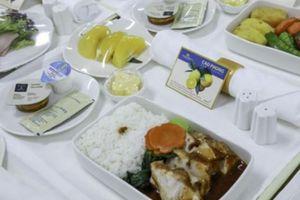 'Khoe' trái cây Việt trên các chuyến bay