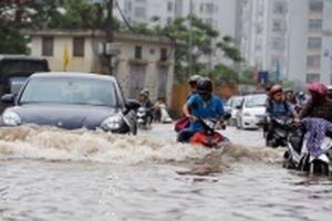Cảnh báo mưa lớn, lũ quét, sạt lở đất ở miền trung