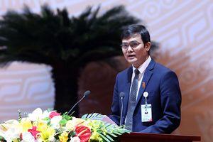 Đồng chí Bùi Quang Huy được bầu giữ chức Chủ tịch Hội Sinh viên Việt Nam lần thứ X